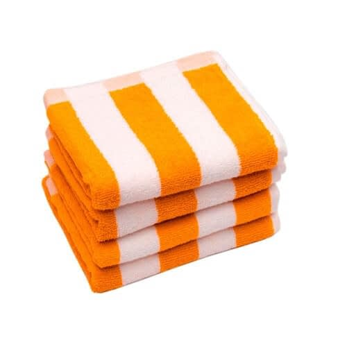 Wholesale white cotton hand towels suppliers in bulk
