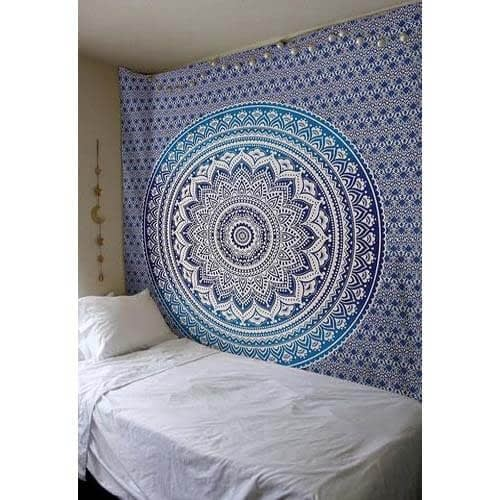 Indian embroidered tapestry wall hanging manufacturer