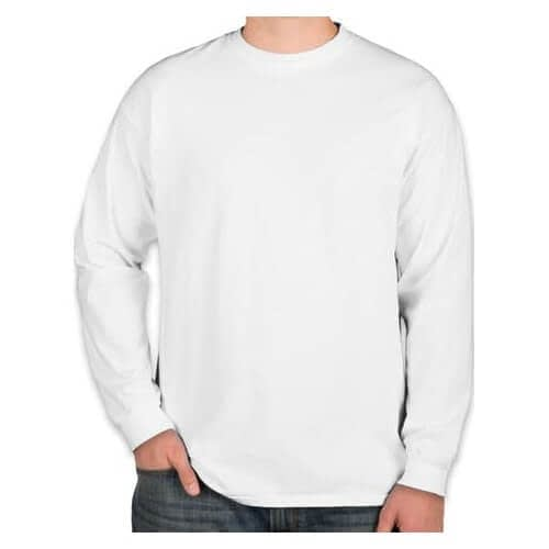 Buy online Long sleeve pocket t shirts wholesale distributors in India