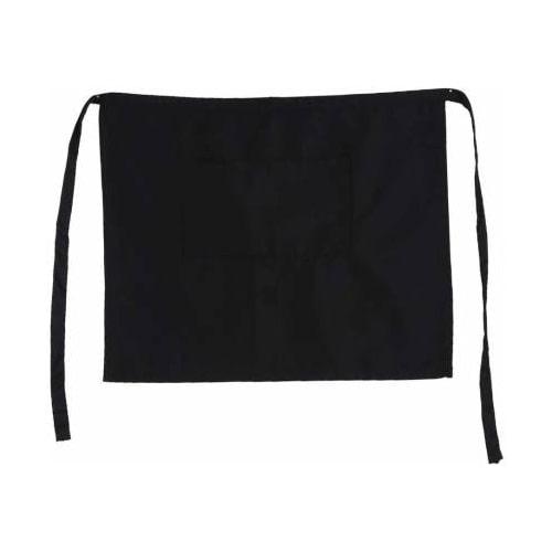 plain black waist aprons in india