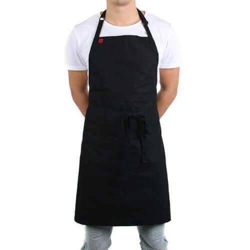 Restaurant bib aprons wholesale suppliers & manufacturers in India
