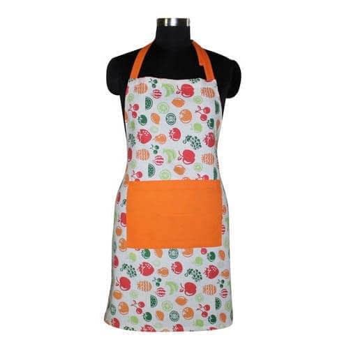 Custom designer printed aprons wholesale suppliers india