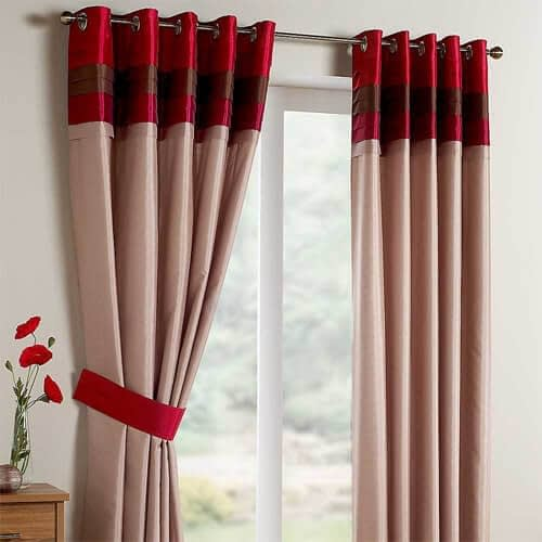Get ready made hotel curtains wholesale suppliers & manufacturers in India