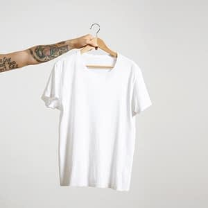 cotton round neck tshirts manufacturers, wholesale suppliers in india