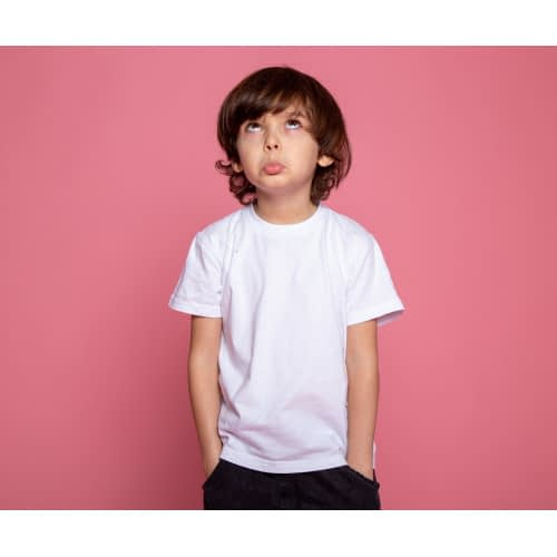 Kids plain tshirts manufacturers and suppliers from india