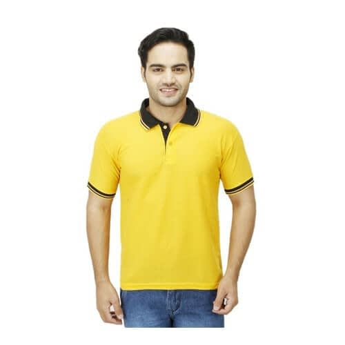 mens polo t shirts wholesale manufacturers in India