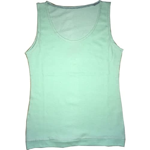 Women's blank sleeveless t shirts wholesale distributors in India