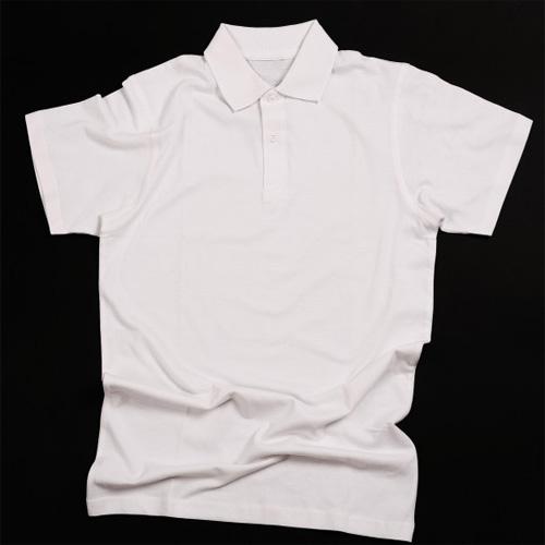 men's cotton polo white t shirts wholesale manufacturers in kolkata, India